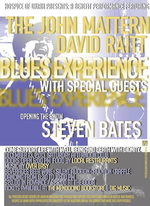BluesExperiencePoster