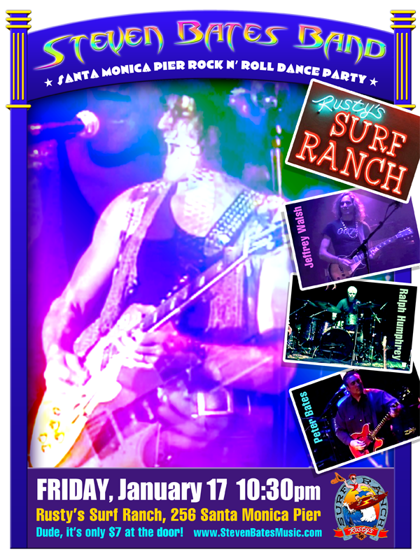 Rusty's Poster 1-17-14