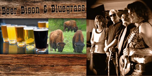 Beer Bison & Bluegrass